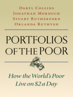 cover image of Portfolios of the Poor