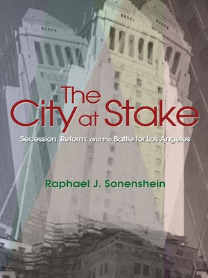 cover image of The City at Stake