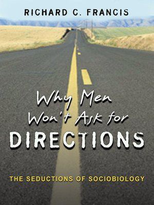 cover image of Why Men Won't Ask for Directions