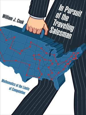 cover image of In Pursuit of the Traveling Salesman