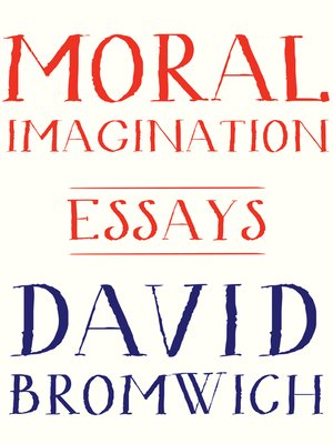 cover image of Moral Imagination