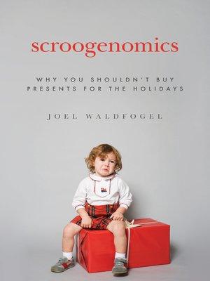 cover image of Scroogenomics