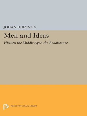 20 results for the waning of the middle ages johan huizinga cover image of men and ideas fandeluxe Choice Image