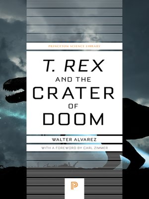 cover image of T. rex and the Crater of Doom