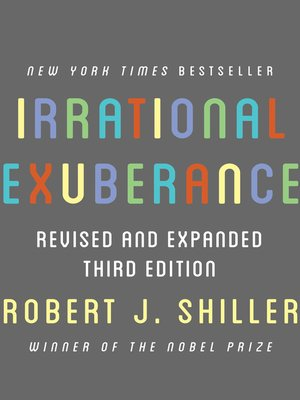 cover image of Irrational Exuberance