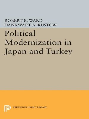 cover image of Political Modernization in Japan and Turkey