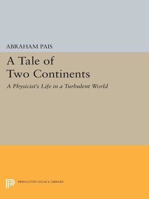 cover image of A Tale of Two Continents