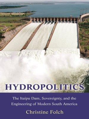 cover image of Hydropolitics