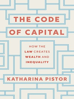 cover image of The Code of Capital