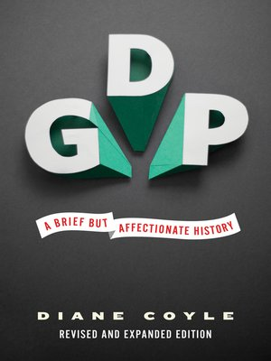 cover image of GDP