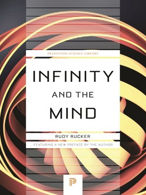 cover image of Infinity and the Mind