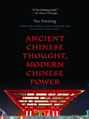 cover image of Ancient Chinese Thought, Modern Chinese Power