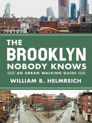 cover image of The Brooklyn Nobody Knows