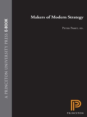 cover image of Makers of Modern Strategy from Machiavelli to the Nuclear Age