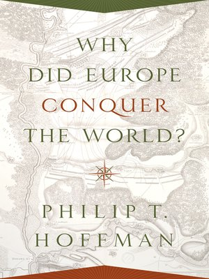 cover image of Why Did Europe Conquer the World?