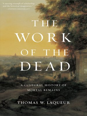 cover image of The Work of the Dead