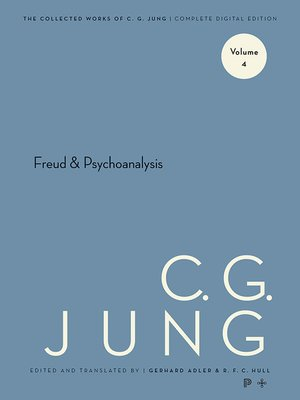 cover image of Collected Works of C.G. Jung, Volume 4