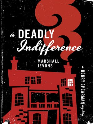 cover image of A Deadly Indifference