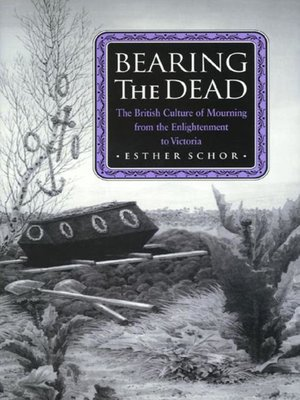 cover image of Bearing the Dead