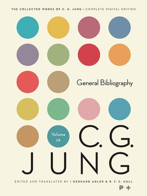 cover image of Collected Works of C.G. Jung, Volume 19