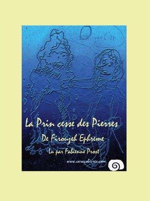 cover image of La Princesse des Pierres