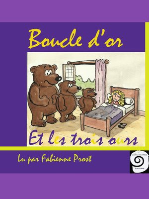 cover image of Boucle d'or et les Trois Ours