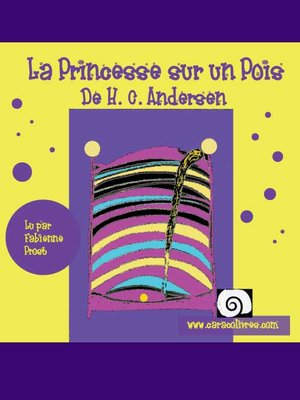 cover image of La Princesse sur un Pois