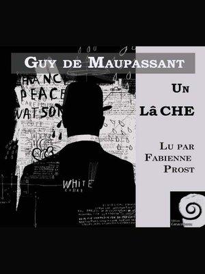 cover image of Un lâche