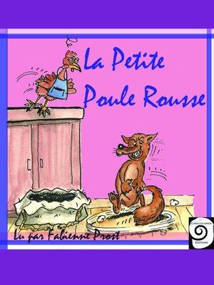cover image of La Petite Poule Rousse