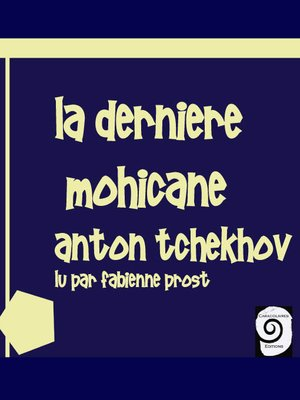 cover image of La Dernière Mohicane