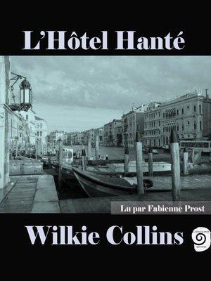 cover image of L'hôtel Hanté