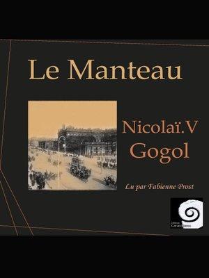 cover image of Le Manteau