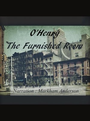 cover image of The Furnished Room