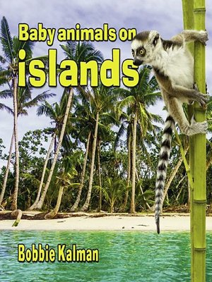 cover image of Baby animals on islands
