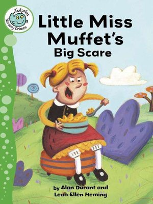 cover image of Little Miss Muffet's Big Scare