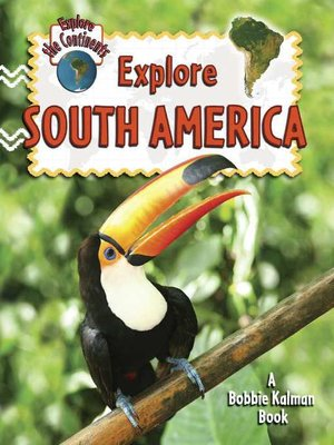 cover image of Explore South America