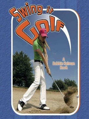 cover image of Swing it Golf