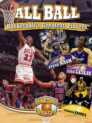 cover image of All Ball: Basketball's Greatest Players