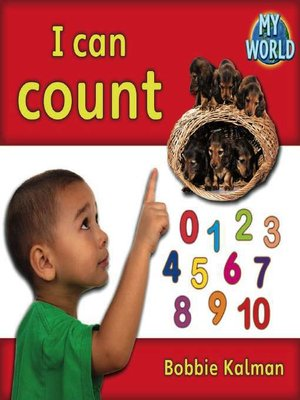 cover image of I Can Count