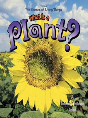 cover image of What is a Plant?