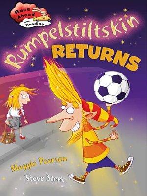 cover image of Rumpelstiltskin Returns