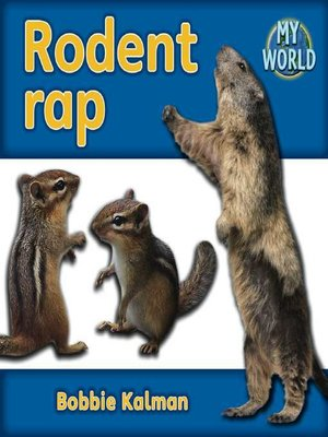 cover image of Rodent Rap