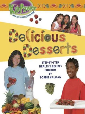 cover image of Delicious Desserts