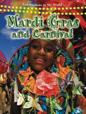 cover image of Mardi Gras and Carnival