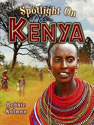 cover image of Spotlight on Kenya