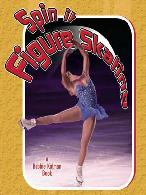 cover image of Spin it Figure Skating