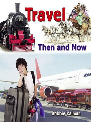 cover image of Travel Then and Now