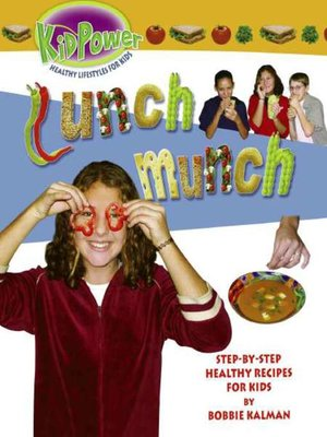 cover image of Lunch Munch