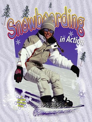 cover image of Snowboarding in Action