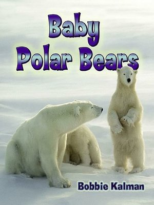 cover image of Baby Polar Bears